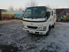 Toyota ToyoAce. Toyota Toyoace, LY-280,5L,4WD, 2 980 куб. см., 1 500 кг., 4x4