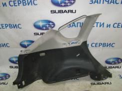 Обшивка багажника GH2 2007г. [EL154]