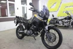Yamaha XTZ 660 Tenere, 2014