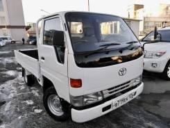Toyota ToyoAce. 4WD, не конструктор, категория В, 2 800куб. см., 1 500кг., 4x4