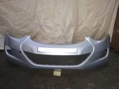Бампер Hyundai Elantra 11-14 [865113X000] MD, передний