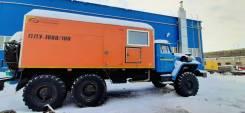 Урал 4320. Ппуа 1600/100, 540м/ч ППУ 6х6 парогенератор, 6x6