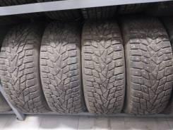 Dunlop Grandtrek Ice02. зимние, шипованные, 2015 год, б/у, износ 10%
