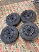 "Комплект колес на штамповке Yokohama A200 175/65R14. x14"" 4x100.00"