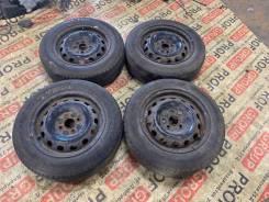"""Комплект колес на штамповке Toyo Teo Plus 175/65 R14. x14"""" 4x100.00"""