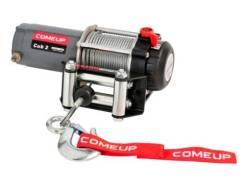 Лебедка ComeUp Cub 2 12V со стальным тросом