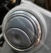 Дефлектор воздушный хром Nissan Almera III (G15)