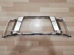 Хромированная Накладка решетки радиатора Nissan Terrano (D10) (2014-)