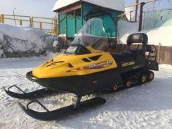 BRP Ski-Doo Skandic WT, 2001