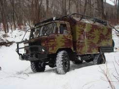 ГАЗ 66. Газ 66 мобильная баня, 4 750куб. см.
