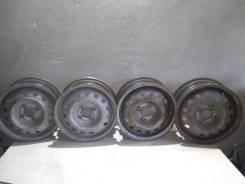 Штампованные диски для Daewoo Nexia R14
