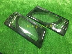 Защита на фары ( очки ) шелкография ВАЗ 2108, 2109, 21099