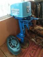 Ветерок. 12,00л.с., 2-тактный, бензиновый, нога S (381 мм), 2007 год