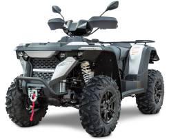 Linhai-Yamaha M550, 2020