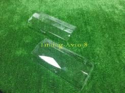 Защита на задние фонари ( очки ) прозрачные ВАЗ 2106. Лада 2106, 2106