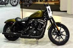 Harley-Davidson Sportster 883, 2016