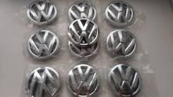 Эмблема решетки. Volkswagen Polo, 602, 604, 612, 614, 6C1, 6R1, 601, 603, 641, 642, 643, 644 CAYB, CAYC, CBZB, CBZC, CDDA, CDLJ, CFNA, CFNB, CFW, CFWA...