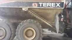 Terex TA. Сочлененный самосвал 35 DB, 12 700куб. см., 34 000кг., 6x6