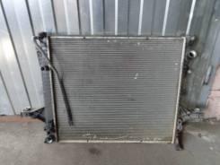 Volvo XC90 радиатор охлаждения