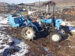Iseki TX. Трактор, 13 л.с.