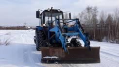 Отвал снежный прочный к трактору МТЗ Беларус