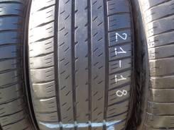 Bridgestone Turanza ER33. летние, 2016 год, б/у, износ 20%
