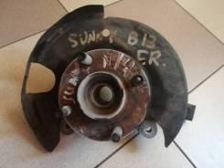 Ступица передняя правая Nissan Sunny N14, FB13