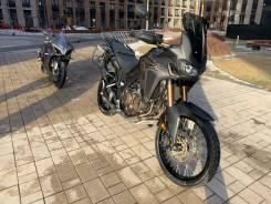 Honda CRF1000L Africa Twin. 1 000куб. см., исправен, без птс, без пробега