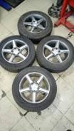 Колеса на Мерседес 5x112 ET35 66.6mm 195/65R15 зима
