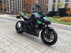 Kawasaki Z 1000, 2018