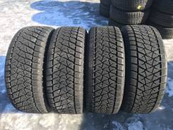 Bridgestone Blizzak DM-V2. зимние, без шипов, 2018 год, б/у, износ 5%