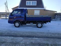 Kia Bongo III. Продается грузовик Kia Bongo, 2 500куб. см., 1 000кг., 4x4