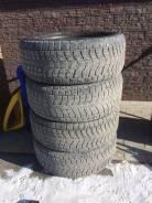 Dunlop Grandtrek SJ6. зимние, без шипов, 2013 год, б/у, износ 50%