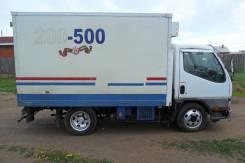 Mitsubishi Fuso Canter. Продается грузовик рефрежиратор митсубиси кантер, 4 200куб. см., 2 000кг., 4x2