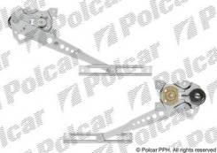 Стеклоподъемник Mercedes W123 и S123 задний правый механический | Polcar