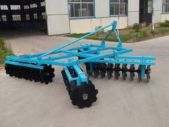 Борона дисковая 4-е секции 1BQX-2.4 и 3.0 метра для трактора