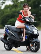 Мотоцикл спортивный Shangling Guosi EFI Boost Fuel Car 125CC NDV-41706