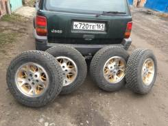 "Колёса JEEP Grand Cherokee R 16. 7.5x16"" 5x114.30 ET35 ЦО 71,0 мм."