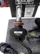 Лампа светодиодная Masuma H11, 6000K, 2шт