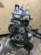 Двигатель Toyota bB QNC20 K3VE