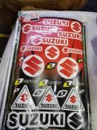 Наклейки Suzuki 300x450