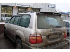 Дефлектор заднего стекла (козырек) Toyota Land Cruiser 100 1998 - 2007