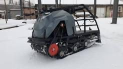 Мотобуксировщик бурлак-M2 LFK 15 Л. С, 2019