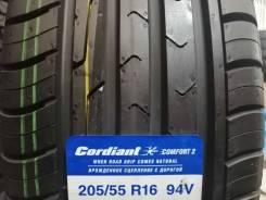 Cordiant Comfort 2, 205/55 R16