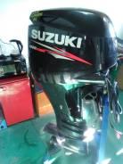 Suzuki DF70A с дистанцией и тахометром