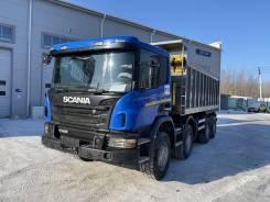 Scania. Самосвал P440CB8x4EHZ с пробегом, 13 000куб. см., 32 000кг., 8x4