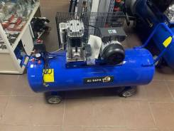 Воздушный компрессор AL Safa КВР 100/80 600л/мин.