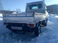 Subaru Sambar Truck. Продам грузовичка субару самбар, 700куб. см., 500кг., 4x4