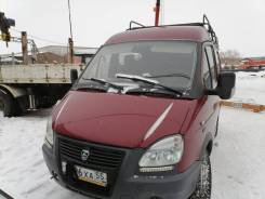 ГАЗ Соболь. ГАЗ-27527 Соболь 2017, 2 690куб. см., 1 000кг., 4x4