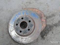 Тормозные диски Toyota Prius